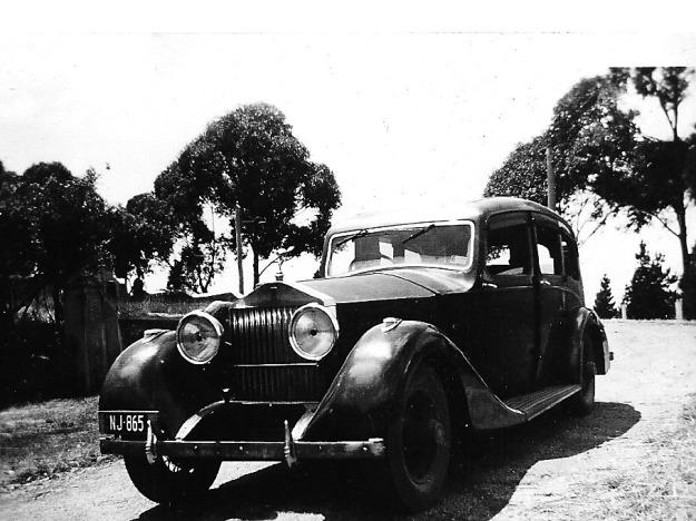 Rolls Royce 1954 -4