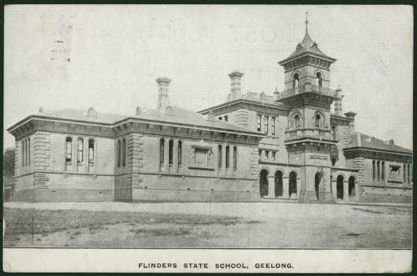 Flinders state school 1906